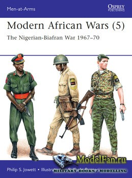 Osprey - Men at Arms 507 - Modern African Wars (5)
