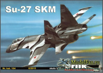 Orlik 104 - Su-27 SKM