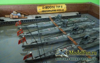 U-Boot Type II Diorama