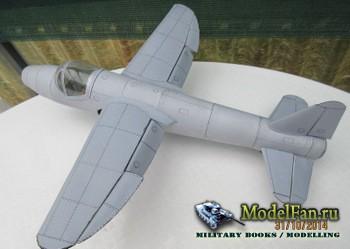 Rudolf Heger - Heinkel He 178