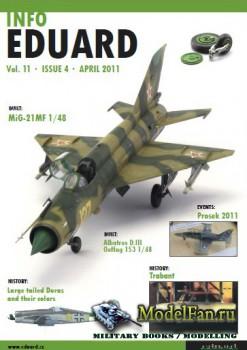 Info Eduard (April 2011) Vol.11 Issue 4