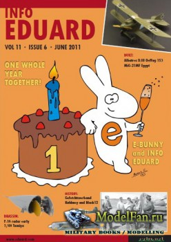 Info Eduard (June 2011) Vol.11 Issue 6