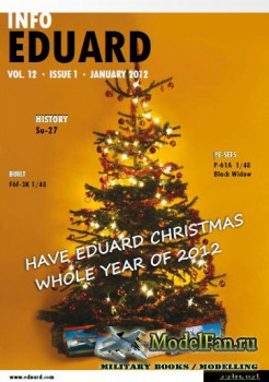 Info Eduard (January 2012) Vol.12 Issue 1
