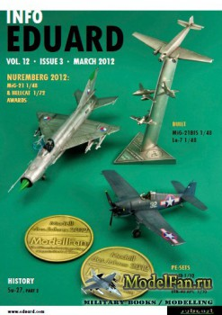 Info Eduard (March 2012) Vol.12 Issue 3