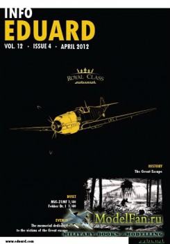 Info Eduard (April 2012) Vol.12 Issue 4