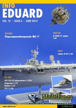 Info Eduard (June 2012) Vol.12 Issue 6