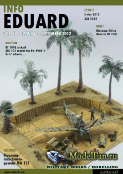 Info Eduard (September 2012) Vol.12 Issue 9