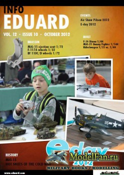Info Eduard (October 2012) Vol.12 Issue 10