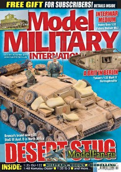 Model Military International Issue 127 (November 2016)