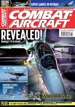 Combat Aircraft Monthly (November 2016)