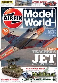 Airfix Model World - Issue 72 (November 2016)