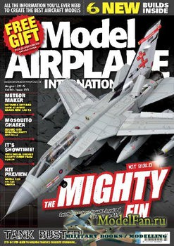 Model Airplane International №133 (August 2016)