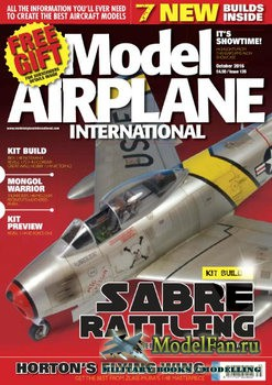 Model Airplane International №135 (October 2016)