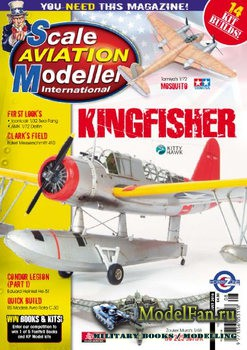 Scale Aviation Modeller International (August 2016) Vol.22 №8