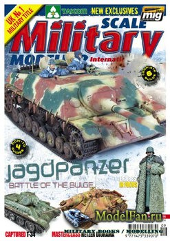 Scale Military Modeller International Vol.46 Iss.546 (September 2016)