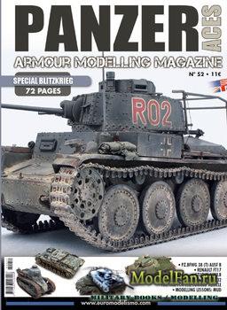 EuroModelismo - Panzer Aces №52