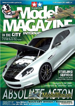 Tamiya Model Magazine International №244 (February 2016)