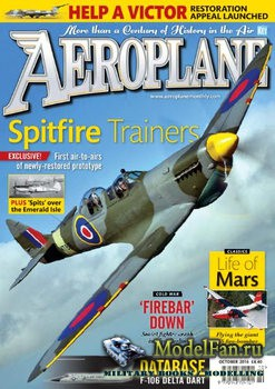 Aeroplane Monthly Magazine (October 2016)