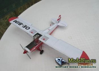 Rudolf Heger 2014 - Piper PA-18