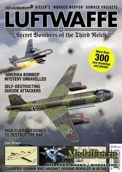 Luftwaffe: Secret Bombers of the Third Reich