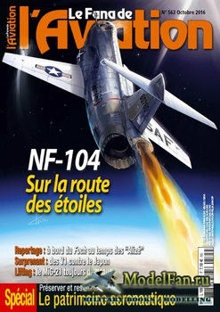 Le Fana de L'Aviation №10 2016 (563)