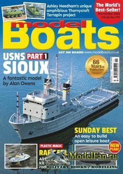 Model Boats (November 2016)