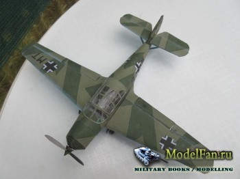 Rudolf Heger - Messerschmitt Bf.108 Taifun