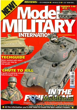 Model Military International Issue 1 (May 2006)