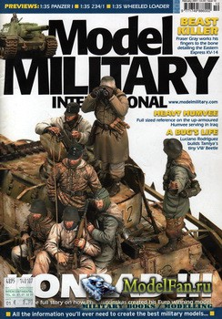 Model Military International Issue 10 (February 2007)