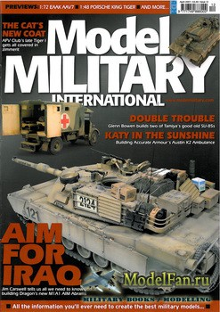 Model Military International Issue 12 (April 2007)