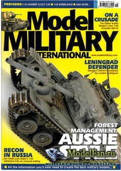 Model Military International Issue 15 (July 2007)