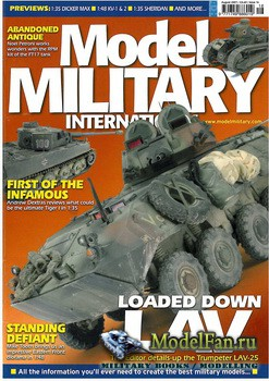 Model Military International Issue 16 (August 2007)