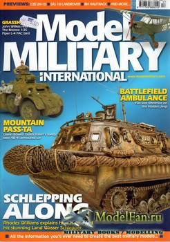 Model Military International Issue 17 (September 2007)