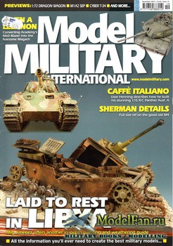 Model Military International Issue 19 (November 2007)