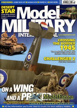Model Military International Issue 23 (March 2008)