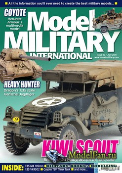 Model Military International Issue 63 (July 2011)