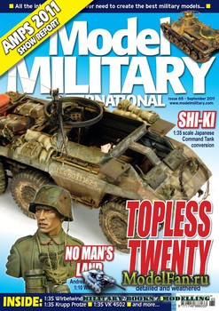 Model Military International Issue 65 (September 2011)