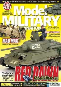 Model Military International Issue 64 (August 2011)