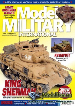 Model Military International Issue 71 (March 2012)