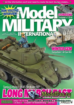 Model Military International Issue 73 (May 2012)