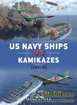 Osprey - Duel 76 - US Navy Ships vs Kamikazes 1944-1945