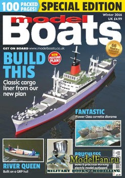 Model Boats Winter Special 2016