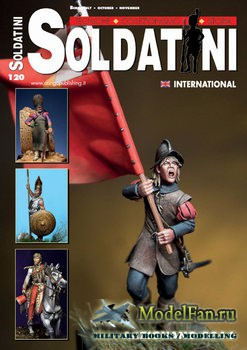 Soldatini International №120 (October-November 2016)