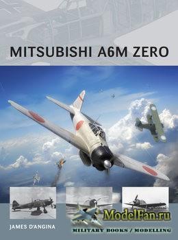 Osprey - Air Vanguard 19 - Mitsubishi A6M Zero