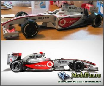 McLaren MP4/24 (2009), Lewis Hamilton