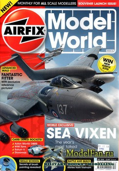 Airfix Model World - Issue 01 (December 2010)