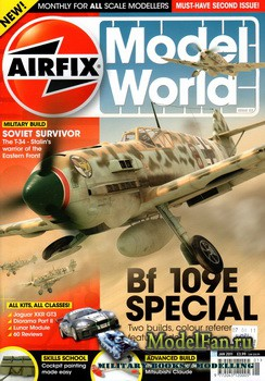 Airfix Model World - Issue 02 (January 2011)