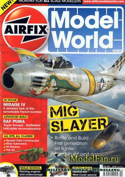 Airfix Model World - Issue 03 (February 2011)