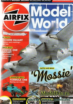 Airfix Model World - Issue 05 (April 2011)