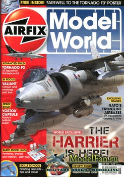 Airfix Model World - Issue 07 (June 2011)